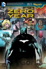 DC Comics Zero Year HC (The New 52) (Batman): Greg Capullo, Greg Pak, Scott Snyd