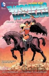 Wonder Woman Volume 5 HC (The New 52): Cliff Chiang, Brian Azzarello