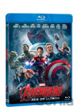 Avengers 2: Age of Ultron (Blu-ray - 2015)
