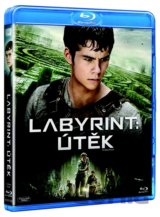 Labyrint: Útěk (Blu-ray)