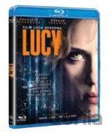 Lucy (2014 -  Blu-ray)