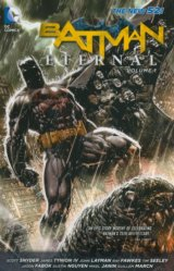 Batman: Eternal Volume 1 TP (Jason fabok, Scott Snyder, Tim Seeley)
