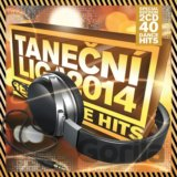 TANECNI LIGA - BEST DANCE HITS 2014 (2CD)