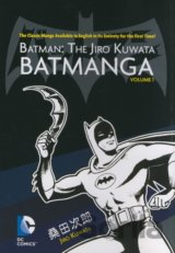 Batman: The Jiro Kuwata Batmanga (Volume 1)