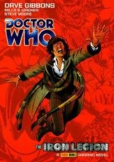 Doctor Who : The Iron Legion (Pat Mills) (Hardback)