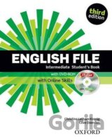 New English File - Intermediate: Student's Book with DVD-ROM and Online Skills