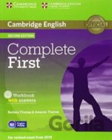 Complete First - Workbook with Answers