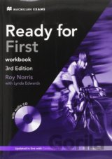 Ready for First Workbook 3rd edition & Audio CD Pack without Key (Roy Norris)