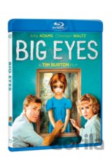 Big Eyes (2014 - Blu-ray)