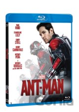 Ant-Man (2015 - Blu-ray)