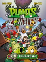 Plants vs. Zombies (Paul Tobin, Ron Chan) [CZ]