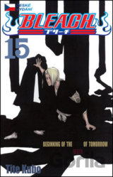 Bleach 15: Beginning of death tomorrow (Tite Kubo)