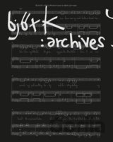 Bjork: Archives (Book)