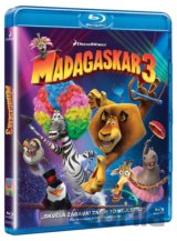 Madagaskar 3 (Blu-ray)