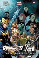 Guardians of the Galaxy/All-New X-Men: The Tr... (Brian Michael Bendis, Sara Pic