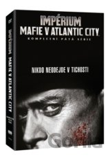Impérium-Mafie v Atlantic City - 5. série (3 DVD)