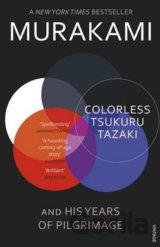Colorless Tsukuru Tazaki and His Years of Pilgrimage (Haruki Murakami)