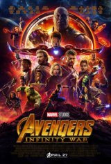 Avengers Infinity War: Part I (DVD)