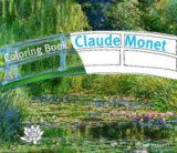 Colouring Book Monet (Prestel Colouring Books... (Doris Kutschbach)