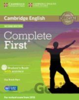 Complete First Student´s Book with Answers with CD-ROM (Guy Brook-Hart)