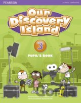 Our Discovery Island 3 Student´s Book plus pin code (Debie Peters)