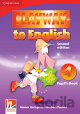 Playway to English 4 - Pupil's Book
