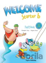 Welcome Starter B - Pupil's Book