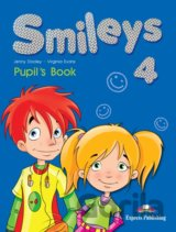 Smileys 4.: Pupil's book