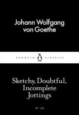 Sketchy, Doubtful, Incomplete Jottings (Littl... (Johann Wolfgang von Goethe)