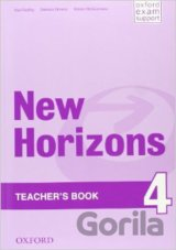 New Horizons 4: Teacher's Book