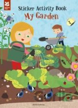 My Garden Sticker Activity Book (My Nature St... (Olivia Cosneau)