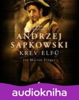 FINGER MARTIN: SAPKOWSKI: KREV ELFU (MP3-CD)