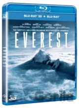 Everest (2015 - 3D + 2D - 2 x Blu-ray)