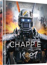 Chappie (2015 - Blu-ray) - Digibook