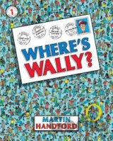Where's Wally? (Martin Handford) (Paperback)