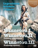 Winnetou - DVD 3x komplet