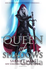 Queen of Shadows (Throne of Glass)  (Sarah J. Maas)