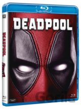 Deadpool (2016 - Blu-ray)