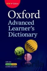 Oxford Advanced Learner´s Dictionary 9th Edition PB + DVD-ROM Pack with Online A