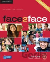 Face2Face: Elementary - Student's Book with DVD-ROM