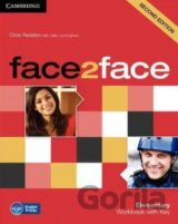 face2face Elementary Workbook with Key (Chris Redston)