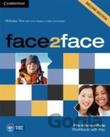 Face2face Pre-intermediate Workbook with Key (Chris Redston)