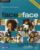 Face2Face: Intermediate - Student's Book (Chris Redston, Gillie Cunningham)