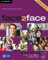 Face2Face: Upper Intermediate - Student's Book with DVD-ROM (Chris Redston, Gill