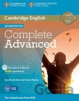 Complete Advanced - Student's Book with Answers (Guy Brook-Hart, Simon Haines)