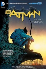 Batman Volume 5: Zero Year  - Dark City TP (T... (Greg Capullo, Scott Snyder)