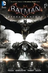 Batman: Arkham Knight (Volume 1) (Peter Tomasi)