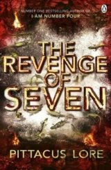 The Revenge of Seven: Lorien Legacies Book 5... (Pittacus Lore)