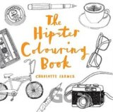 The Hipster Colouring Book (Charlotte Farmer) (Paperback)