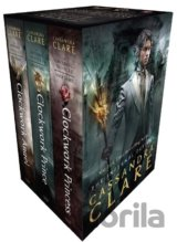The Infernal Devices Boxset (Cassandra Clare) (Paperback)